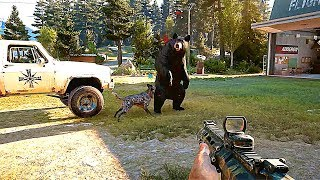 FAR CRY 5 - 30 Minutes of New Gameplay (PS4 XBOX ONE PC) - Developer Demo