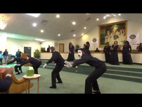 Sacrificial Praise Mime: I Know I Been Changed-Shun Pace Rhodes