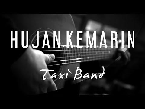 Hujan Kemarin - Taxi Band ( Acoustic Karaoke )