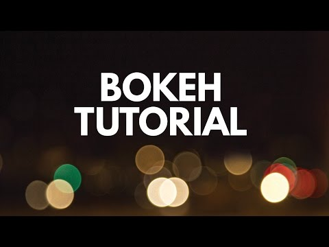 What Is Bokeh? Bokeh Photography Tutorial