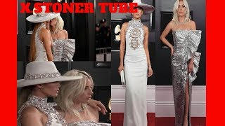 Jennifer Lopez w/Lady Gaga On The Red Carpet | 2019 GRAMMYs | Jennifer Lopez Motown Tribute