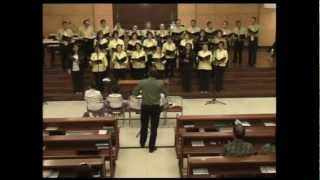 PS Sentosa: Give Thanks and Sing Alleluia to the Lord (medley)
