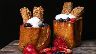 Honey Toast French Toast