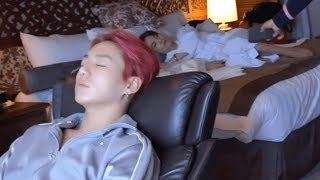 BTS (방탄소년단) sleep cute moments