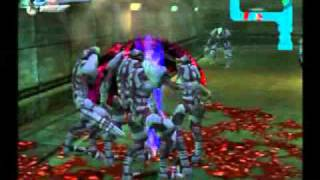 Nanobreaker (PS2) Gameplay