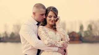 Свадебный клип для Сергея и Елены / видеооператор на свадьбу в Киеве / OLEGASVIDEO