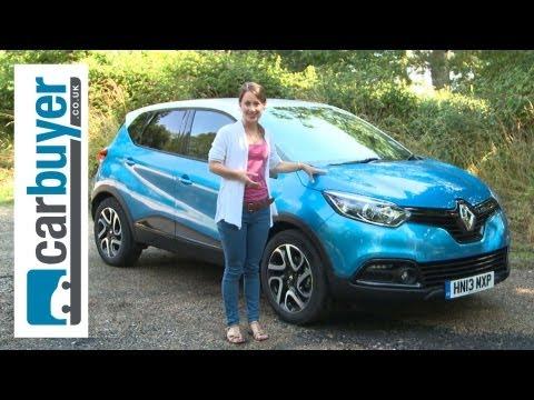 Renault Captur SUV 2013 review - CarBuyer
