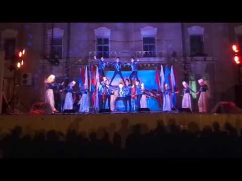''Урарту'' танец Берд  09 05 2017