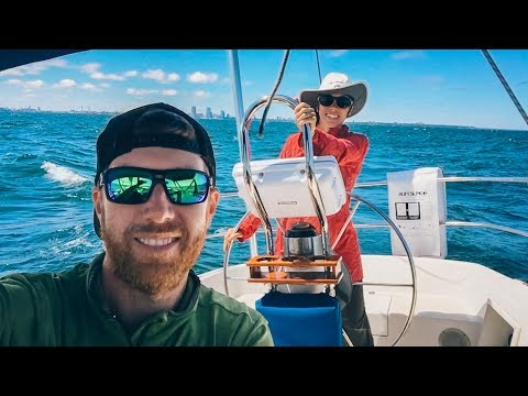 First Sail on our Tartan 37 | Sailing Soulianis - Ep. 8