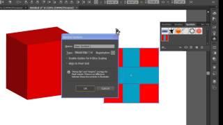 3D Gift Box in Illustrator