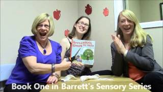 Applesauce Grows On Trees, Book One, Barrett Sensory Book Series Is Available