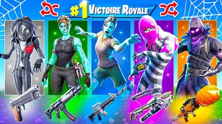 SKIN HALLOWEEN ALÉATOIRE CHALLENGE ! Défi FORTNITE Battle Royale