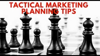 Choosing the Right Marketing Tactics for your Business | insight2marketing
