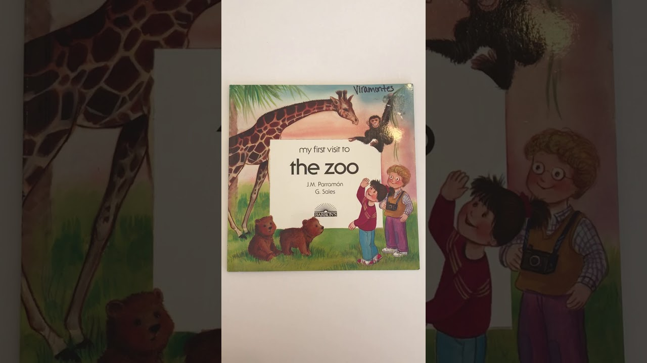 Amazon.com: My Trip to the Zoo (First Readers: Level 1