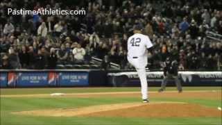 Mariano Rivera CUTTER Pitching Mechanics Slow Motion Baseball Instruction Analysis Yankees MLB