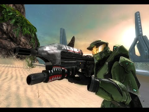 How to rip Halo CE
