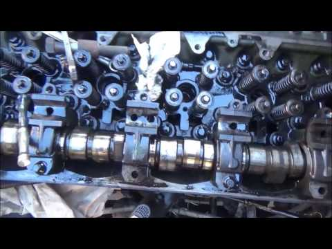 how to change injector on detroit 60 series