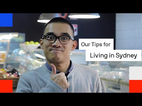UTS International Students:  Our tips for living in Sydney
