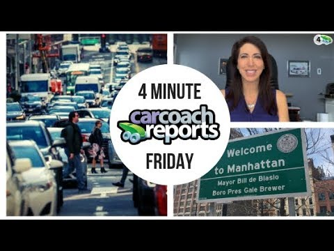 Congestion Pricing | 4 Minute Friday