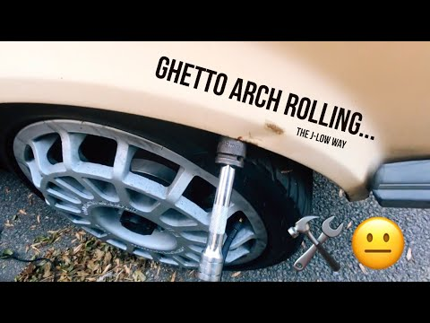 Bought a daily and ghetto rolled arches!