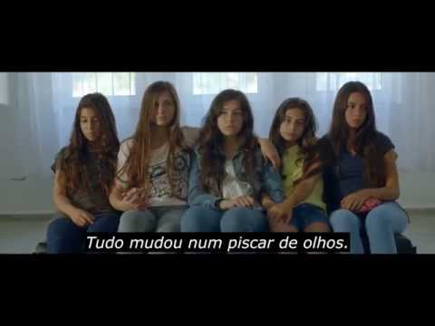Trailer do filme Cinco Graças