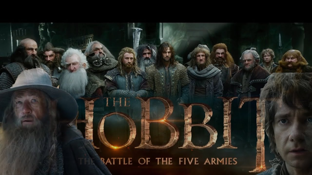 Hobbit gmail theme - Hobbit A Game Of Five Armies Trailer Featuring Game Of Thrones Theme