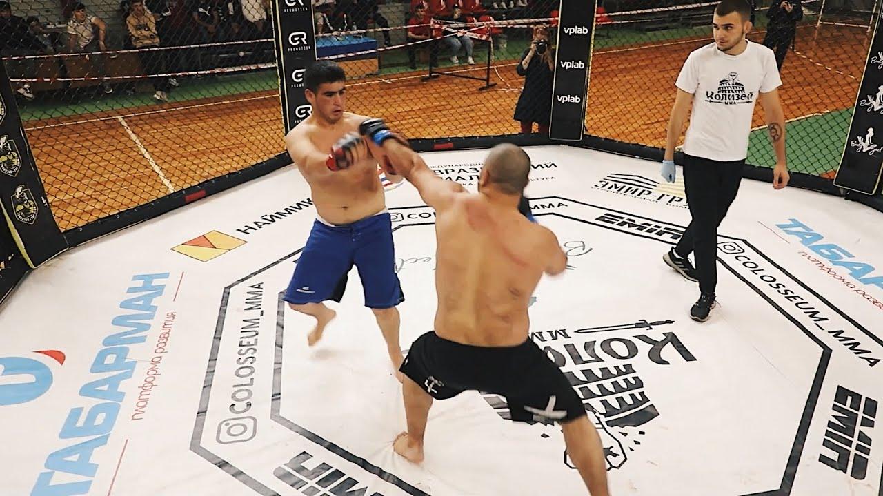 Короглу Каибов (Россия) vs. Александр Ованесян (Россия)   84 кг