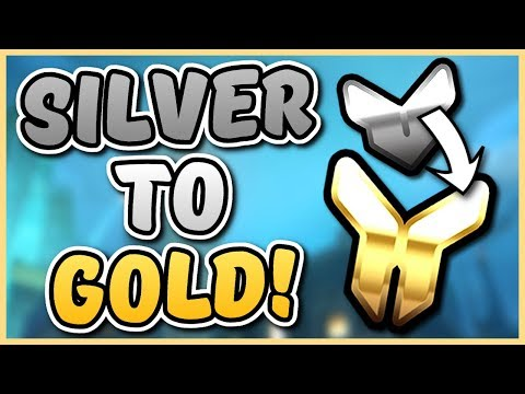 Overwatch - HOW TO CLIMB FROM SILVER TO GOLD