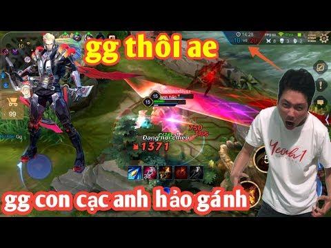 Anh Hảo _ Test Murad Siêu Việt 2.0 Ai Ngờ Gặp Team Phế Vật | Feed Mạng Chán Xong GG