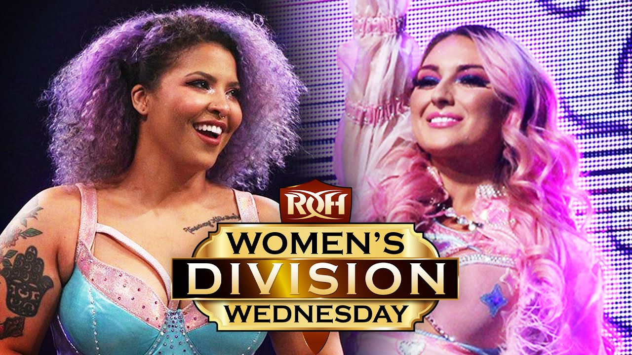 Willow Enters ROH Women's World Championship Tournament