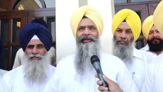 NEWS  20_05_16 PROF_ PREM SINGH CHANDUMAJRA ASSASSINATION ATTEMPT ON DHADRIANWALE