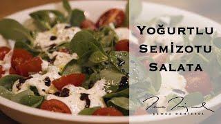 Şemsa Denizsel   Yoğurtlu Semizotu Salata   Şimdi Tam Zamanı