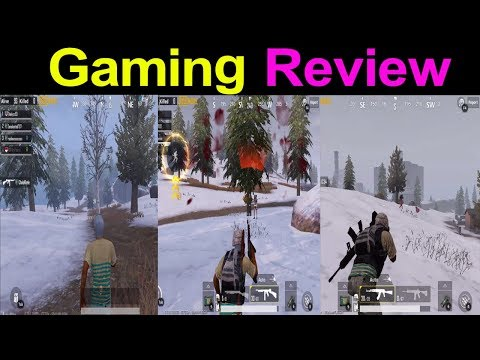 Dell laptop gaming review || pubg play || how to play pubg mobile on pc || Nvidia gaming review