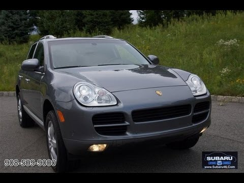 2006 porsche cayenne s 4 5 v8 youtube. Black Bedroom Furniture Sets. Home Design Ideas