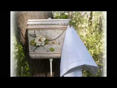 видео: Деревенский стиль   Умывальник своими руками