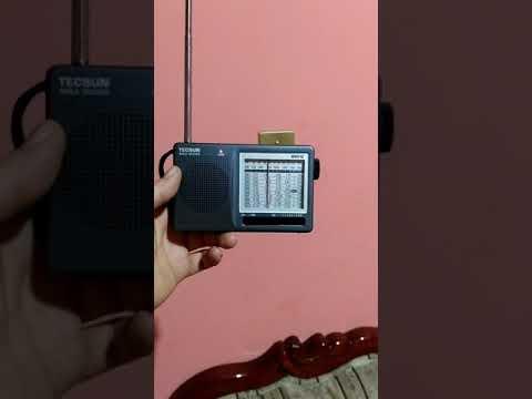 Diexismo desde Aguascalientes en Am con radio Tecsun R-9012