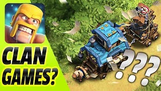 CLASH OF CLANS BASE REVIEW ll clan games didn