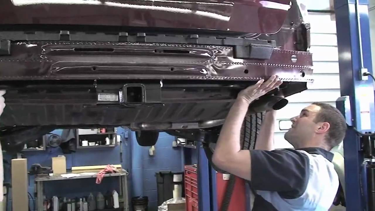 Episode 183 Honda Odyssey Trailer Hitch Installation