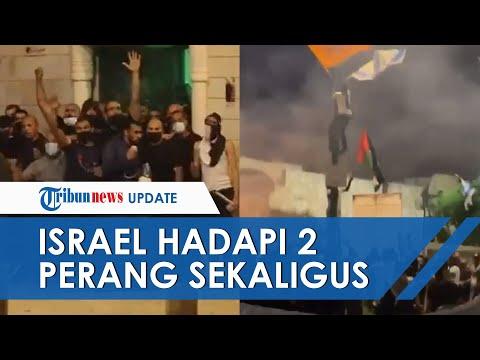 Israel Sebut Kini Sedang Hadapi 2 Pertempuran, Di Jalur Gaza Dan Perang Saudara
