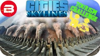 Cities Skylines Gameplay - HOPE THAT DAM HOLDS...!!! (Cities: Skylines TOURIST Scenario) #5(, 2017-04-09T12:00:00.000Z)
