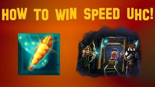 How To Win Hypixel Speed UHC! (My strategy and tips)