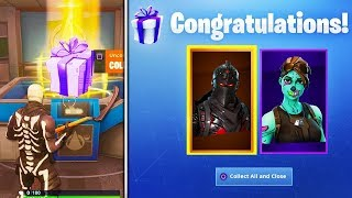 HOW TO GIVE SKINS OF THE TAQUILLA IN FORTNITE!? (Gift Inventory Skins in Fortnite)