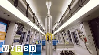 The Art of Designing Public Transit for Anti-Social Commuters   WIRED