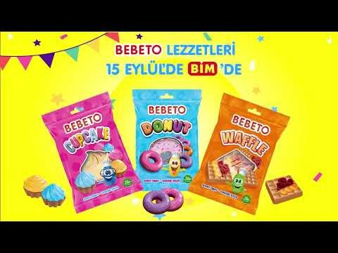 BEBETO lezzetleri BİM'de. #bebeto #bim