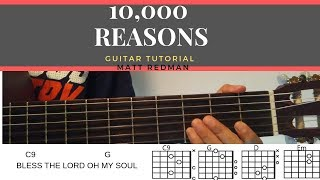 Bless The Lord Oh My Soul Guitar Tutorial