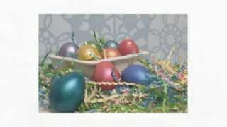 4 Ways to Embellish Easter Eggs with Royal Stencil Cremes Thumbnail