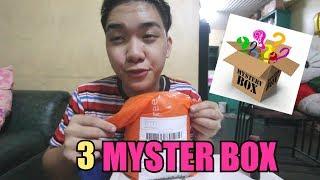 MAY 500PESOS SA MYSTERY BOX!!? | SHOPEE x LAZADA