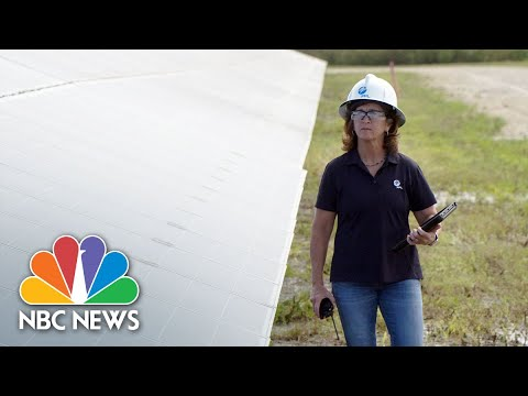 Solar City: The Future of Florida's Energy (Part 2) | NBC Nightly News