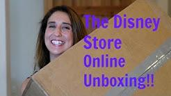 Disney Store Online Haul