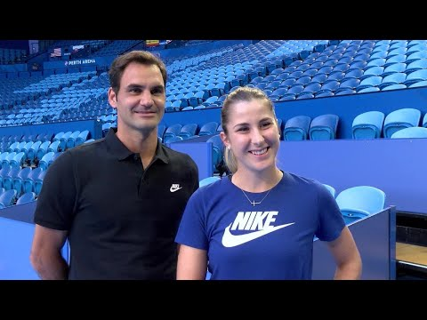 Team Switzerland: How well do you know each other? | Mastercard Hopman Cup 2018